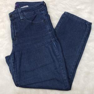 NYDJ Petite ankle jeans